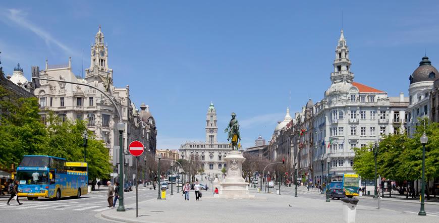 Tours Oporto City Tour Porto