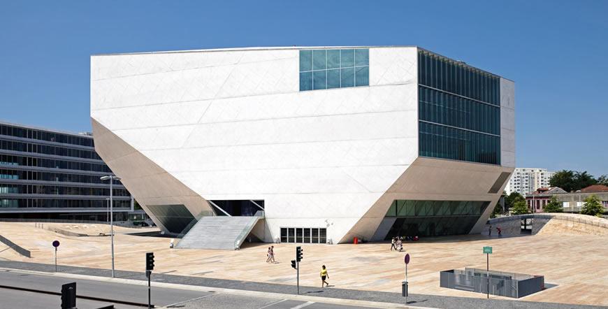 Tours porto city tour porto - Casa de la musica oporto ...